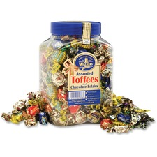 Assorted  Toffee Ca