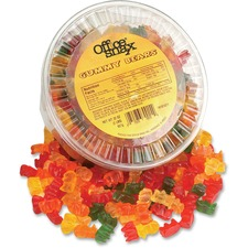 Tub of Gummy Bears