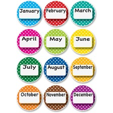 Dotted Border Month